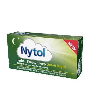 Nytol Herbal One-A-Night Tablets